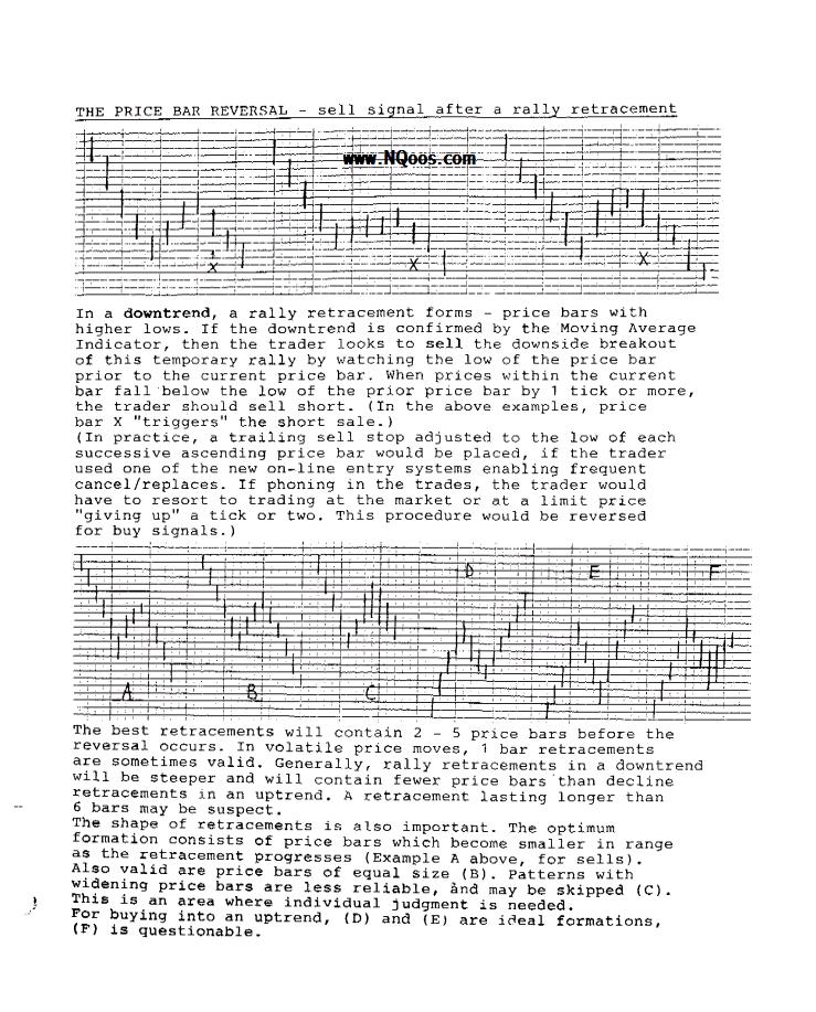 Floor trader trading system